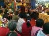 藏傳喇嘛祈福消災護人天