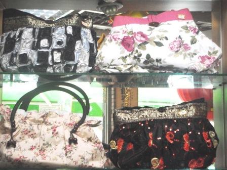 慈善義賣手提包
