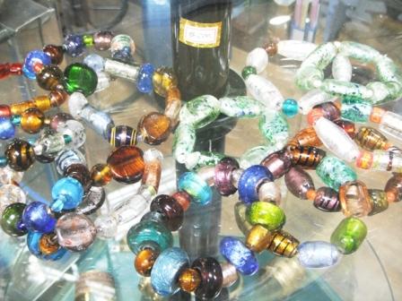 慈善義賣琉璃手鍊